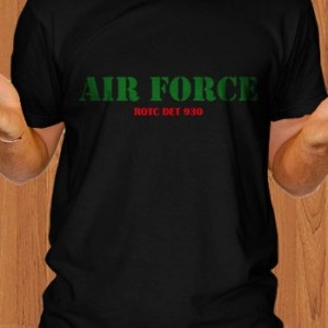 Air Force T-Shirt ROTC DET 930