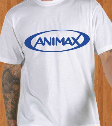 Animax-Old-Logo-T-Shirt