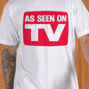 As Seen On TV T-Shirt Men