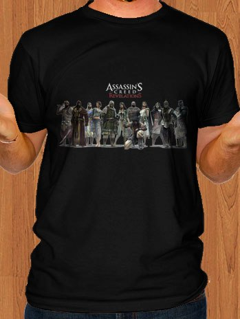 Assassins Creed T-Shirt Revelations