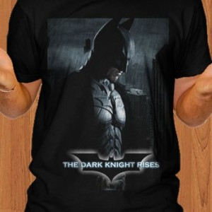 Batman T-Shirt The Dark Knight Rises