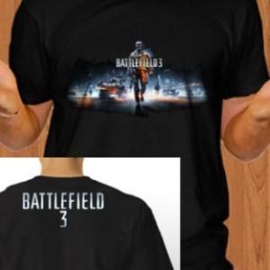 Battlefield T-Shirt 01
