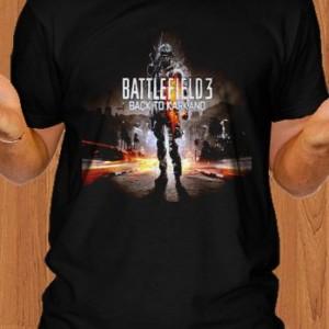 Battlefield T-Shirt 3 Back to Karkand