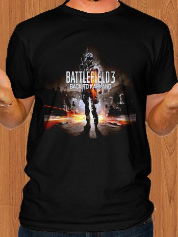 Battlefield T-Shirt 3 Back to Karkand