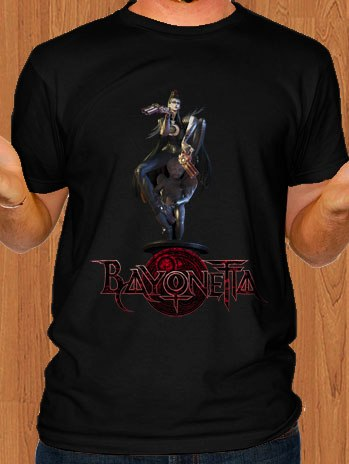 Bayonetta T-Shirt Black