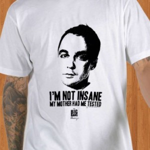 Big Bang Theory T-Shirt 03 Sheldon Cooper