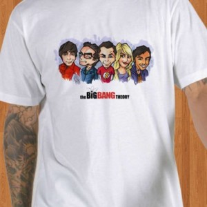 Big Bang Theory T-Shirt 04 Men