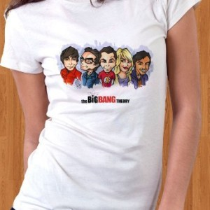 Big Bang Theory T-Shirt 04 Women