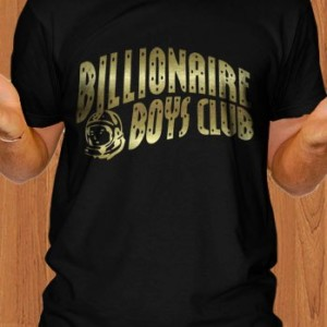 Billionaire Boys Club T-Shirt Gold