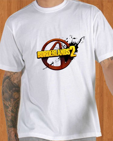 Borderlands 2 T-Shirt