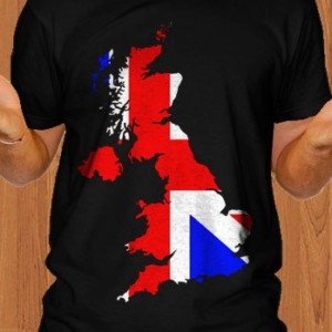 British United Kingdom T-Shirt