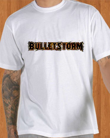 Bulletstorm Game T-Shirt