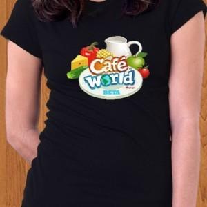 Cafe World T-Shirt Women