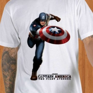 Captain America T-Shirt Marvel