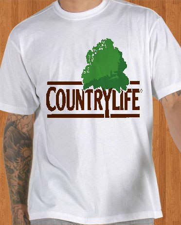 Country Life T-Shirt Game Men