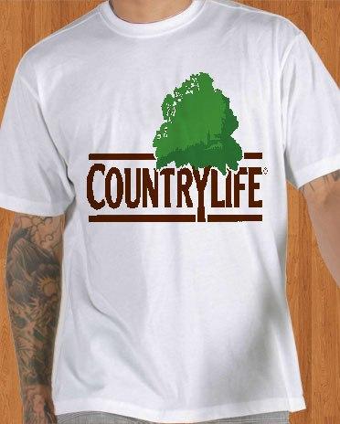 Country Life T-Shirt Game Men