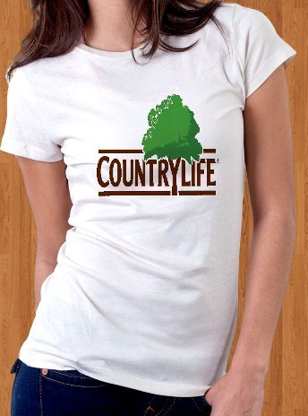 Country Life T-Shirt Game Women