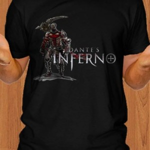 Dantes Inferno T-Shirt Black