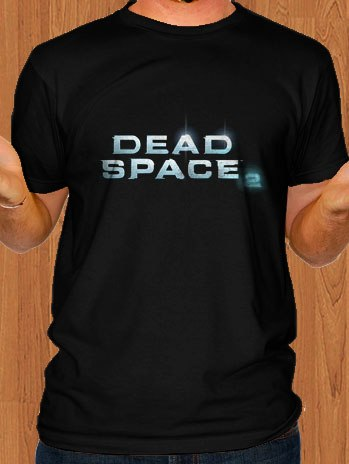 Dead Space 2 T-Shirt Black