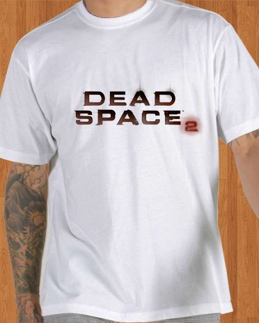 Dead Space 2 T-Shirt White