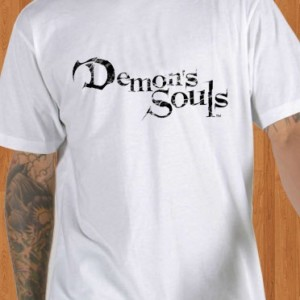 Demons Souls T-Shirt Game