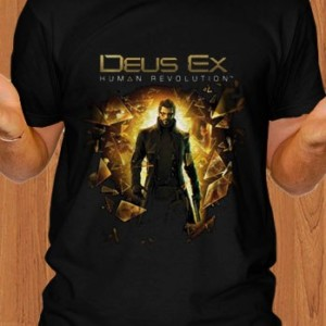 DeusEX T-Shirt 01 Game