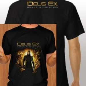 DeusEX T-Shirt 02 Game