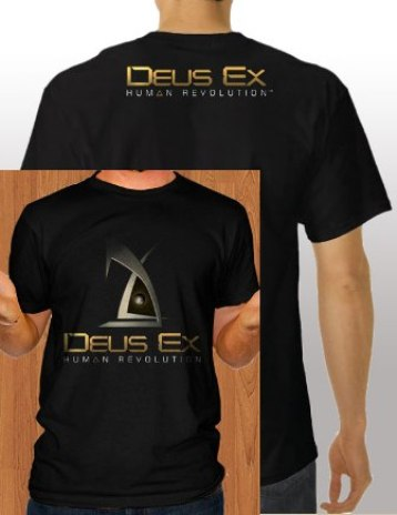 DeusEX T-Shirt 04 Game
