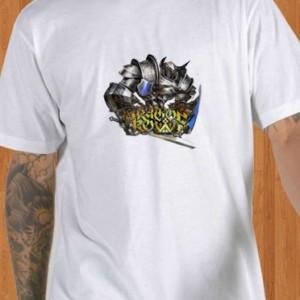 Dragons Crown T-Shirt Game White