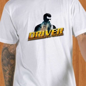 Driver San Francisco T-Shirt White