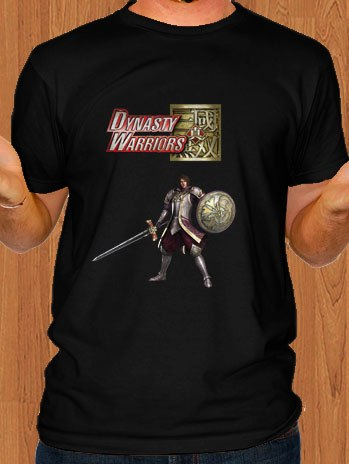 Dynasty Warriors 7 T-Shirt Xtreme Legends Black