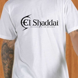 El Shaddai T-Shirt Ascension of the Metatron
