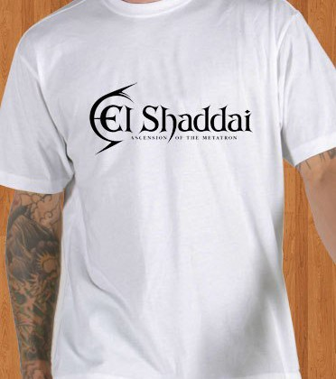 El-Shaddai-Ascension-of-the-Metatron-Game-T-Shirt.jpg
