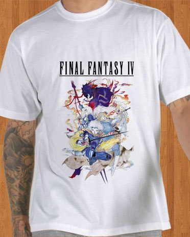 Final Fantasy IV T-Shirt