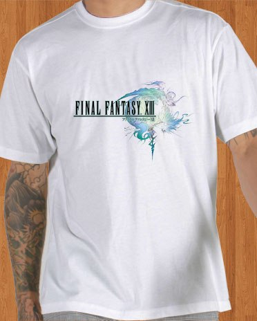 Final Fantasy XIII T-Shirt