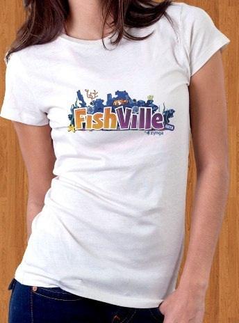 FishVille T-Shirt Game Women