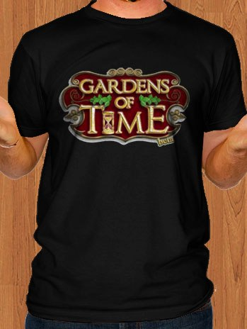 Gardens of Time T-Shirt Game Men