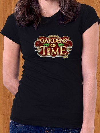 Gardens of Time T-Shirt Game Women