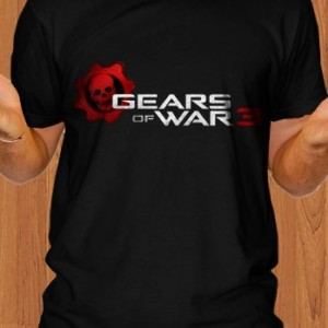 Gears War T-Shirt 01