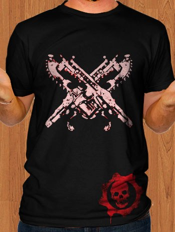 Gears War T-Shirt 02