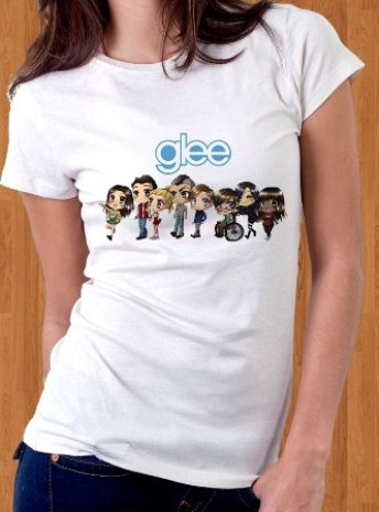 Glee T-Shirt All Stars