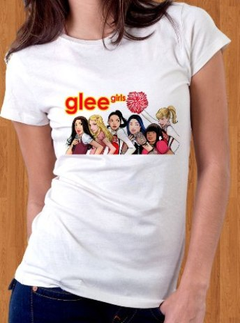 Glee T-Shirt Girls