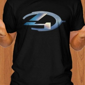 Halo 4 T-Shirt Logo