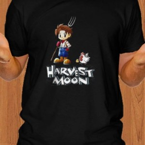 Harvest Moon T-Shirt