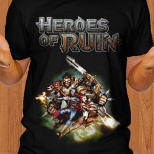 Heroes Of Ruin T-Shirt