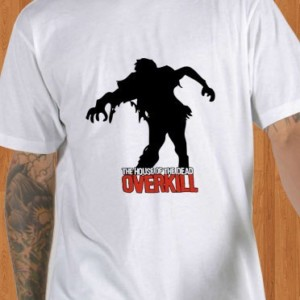 House of the Dead T-Shirt Overkill