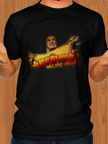 Hulkamania T-Shirt
