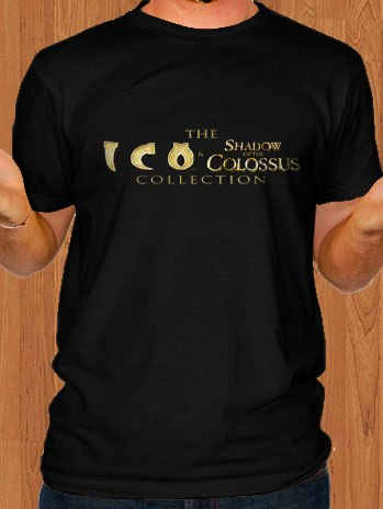 Ico Shadow Of The Colossus T-Shirt