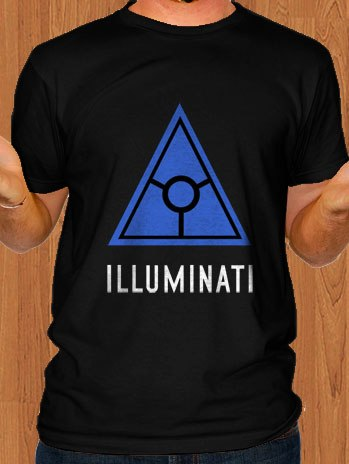 The Secret World T-Shirt Illuminati
