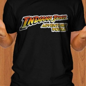 Indiana Jones T-Shirt Adventure World